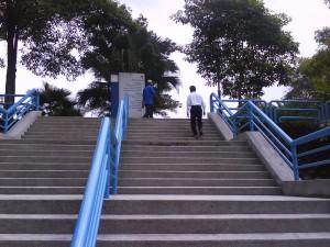 Tangga Masjid Jalan Duta